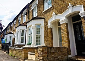 Thumbnail 3 bed terraced house for sale in Smeaton Road, Woodford Green