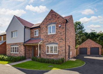 Thumbnail 5 bed detached house for sale in Browns Meadow, Welford, Northampton