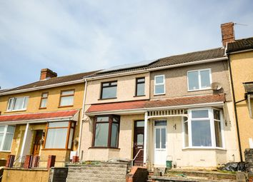 Thumbnail 2 bed terraced house for sale in Bay Street, Port Tennant, Swansea
