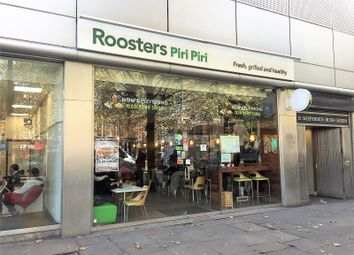 Thumbnail Restaurant/cafe to let in West 12 Shopping Centre, Shepherds Bush Green, London