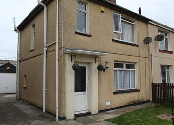 Thumbnail 2 bed semi-detached house for sale in Byass Street, Port Talbot