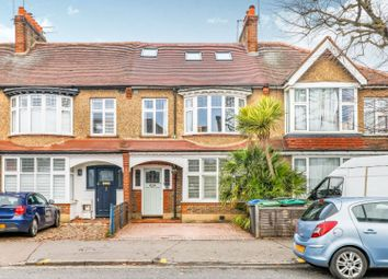Thumbnail 4 bed terraced house for sale in Burlington Road, New Malden