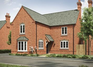 "Thumbnail 4 bed detached house for sale in ""The Evesham"" at Grange Road, Hugglescote, Coalville"