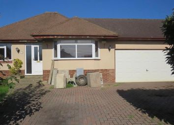 Thumbnail 2 bed detached bungalow for sale in Manor Close, Totton, Southampton