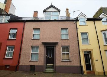 Thumbnail 5 bed terraced house for sale in Bridge Street, Aberystwyth, Ceredigion