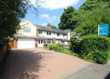 Thumbnail 4 bed semi-detached house for sale in Greenleach Lane, Worsley, Manchester