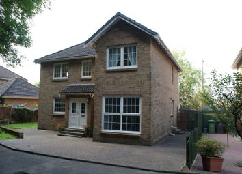 Thumbnail 4 bed detached house to rent in Broomhill Farm Mews, Kirkintilloch