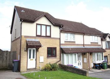 Thumbnail 2 bedroom terraced house for sale in Heather Court, Ty Canol, Cwmbran