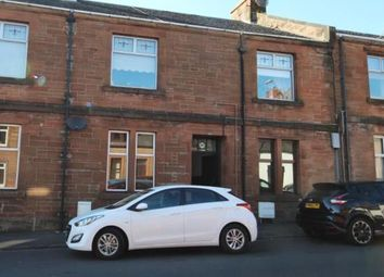 Thumbnail 2 bed flat for sale in Loudoun Street, Mauchline, East Ayrshire