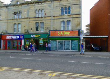 Thumbnail Retail premises to let in Regent Street, Weston-Super-Mare