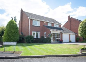 Thumbnail 4 bedroom detached house for sale in Netherdale Close, Sutton Coldfield