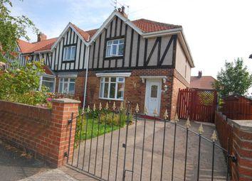 3 bed semi-detached house for sale in Netherburn Road, Sunderland SR5