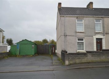 Thumbnail 3 bed semi-detached house for sale in Bryn Road, Swansea