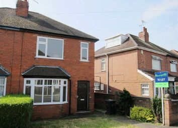 Thumbnail 3 bed semi-detached house to rent in Trowell Grove, Trowell, Nottingham