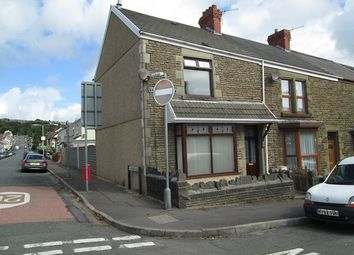 Thumbnail 3 bedroom end terrace house to rent in Clare Street, Manselton, Swansea.