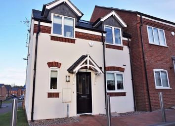 Thumbnail 2 bed end terrace house for sale in Lower Cape, Warwick