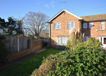 Thumbnail 3 bed semi-detached house for sale in Charing Crescent, Westgate-On-Sea, Kent