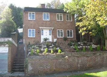 Thumbnail 4 bed detached house to rent in Ullswater Crescent, Kingston Vale