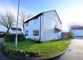 Thumbnail 2 bed semi-detached house for sale in Lynher Way, Callington