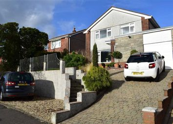 Thumbnail 4 bed detached house for sale in Rhyd-Y-Defaid Drive, Derwen Fawr, Sketty, Swansea