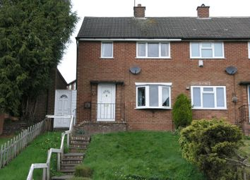 Thumbnail 2 bed semi-detached house for sale in Abbey Road, Halesowen