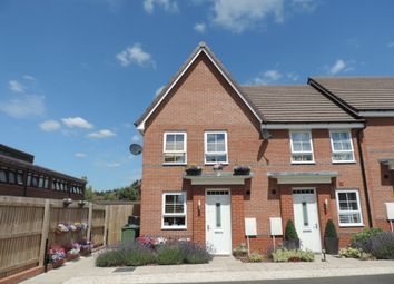 Thumbnail 2 bed end terrace house for sale in Buttermere Close, Yarnfield, Stone