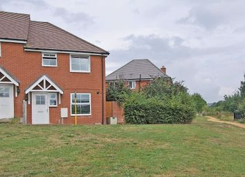 Thumbnail 2 bed semi-detached house for sale in Ryeland Way, Andover