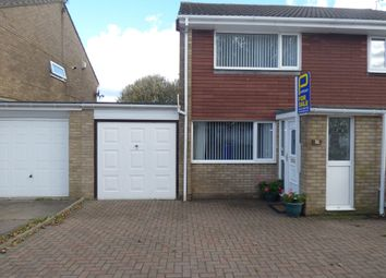 Thumbnail Semi-detached house for sale in Ashford Close, Blyth