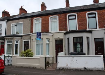 Thumbnail 2 bed terraced house for sale in Jocelyn Avenue, Cregagh, East Belfast