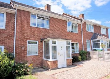 Thumbnail 3 bed terraced house for sale in Hinkler Road, Southampton