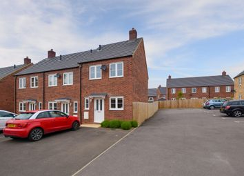 Thumbnail 2 bed end terrace house for sale in Lady Mayor Drive, Bedford