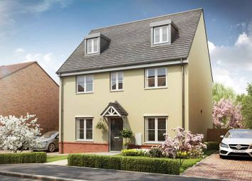 Thumbnail 5 bed detached house for sale in The Felton, (Plot 107), Waters Edge Development, Great Wakering
