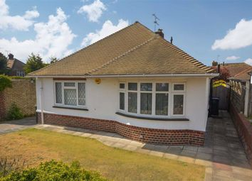 Thumbnail 3 bed detached bungalow for sale in Harmsworth Gardens, Broadstairs, Kent