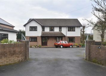 Thumbnail 4 bed detached house for sale in Johnson Park, Aberdare, Rhondda Cynon Taf