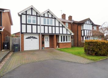 Thumbnail 4 bed detached house for sale in Heather Avenue, Abbeymead, Gloucester