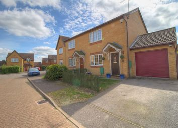 Thumbnail 2 bed semi-detached house for sale in Kippell Hill, Olney