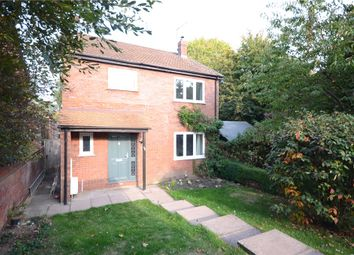 Thumbnail 4 bed detached house for sale in Valley Road, Burghfield Common, Reading