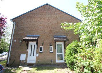Thumbnail 1 bed end terrace house for sale in Phoenix Close, Bursledon, Southampton