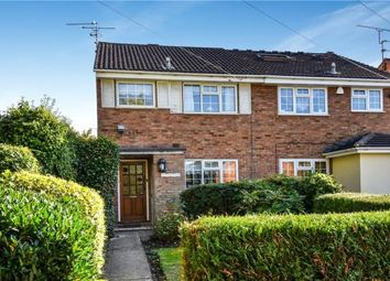 Thumbnail 3 bed semi-detached house for sale in Firgrove Road, Yateley, Hampshire