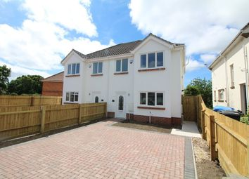 Thumbnail 3 bedroom semi-detached house for sale in Hamilton Road, Hamworthy, Poole