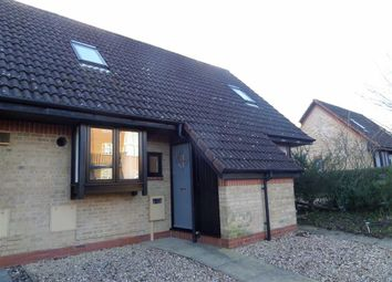 Thumbnail 1 bedroom terraced house to rent in Upton Grove, Shenley Lodge, Milton Keynes