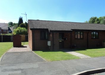 Thumbnail 2 bed bungalow for sale in Ashfields, Oakengates, Telford