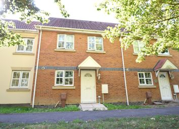 Thumbnail 2 bed terraced house for sale in Spring Close, Haverhill