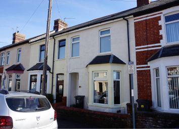 Thumbnail 3 bed terraced house for sale in Brecon Street, Canton