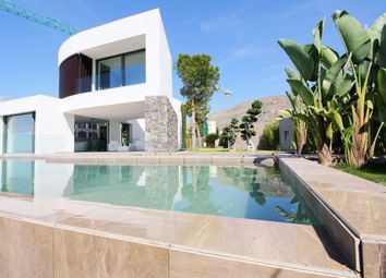 Thumbnail 3 bed villa for sale in Calle Sorda, Finestrat, Alicante, Valencia, Spain