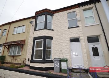Thumbnail 4 bedroom property to rent in Littledale Road, Wallasey