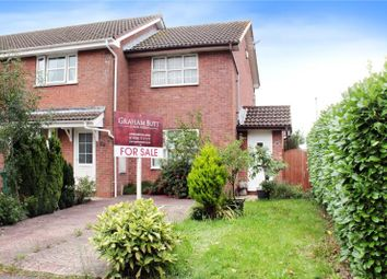Thumbnail 1 bed end terrace house for sale in Eagles Chase, Wick, Littlehampton