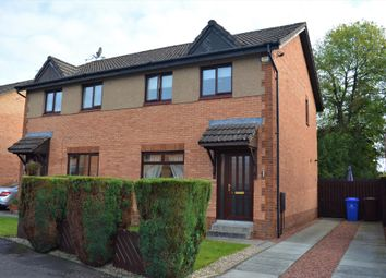 Thumbnail 3 bed semi-detached house for sale in Mace Court, Stirling, Stirling