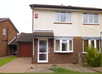 Thumbnail 2 bed semi-detached house for sale in Windrush Grove, Darlington