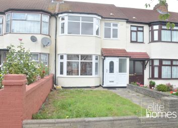 Thumbnail 3 bed terraced house to rent in Broadlands Avenue, Enfield